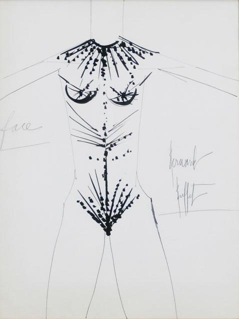 ベルナール・ビュフェの画像 p1_16