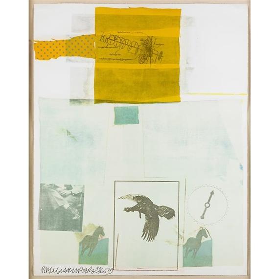 ロバート・ラウシェンバーグの画像 p1_21