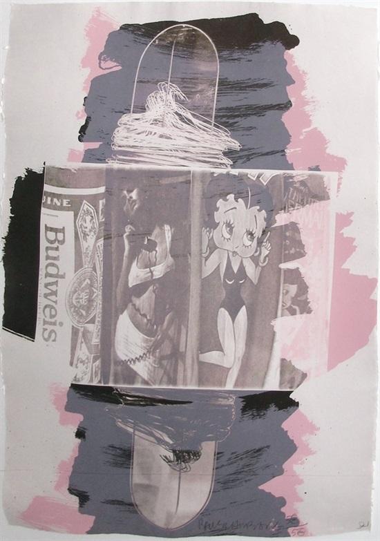 ロバート・ラウシェンバーグの画像 p1_34