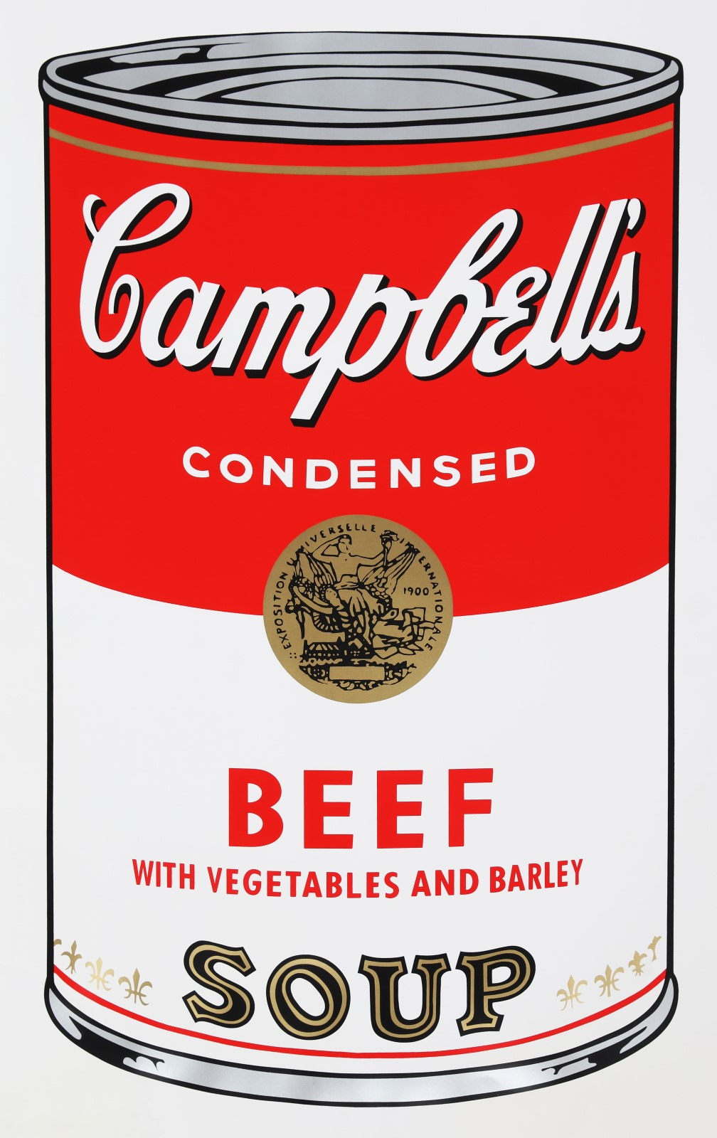 andy warhol campbell's soup - 600×866